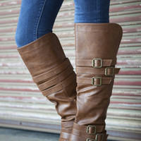 Vivienne Over The Knee Boot