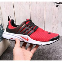 NIKE AIR PRESTO Lightweight Fashion Sports Casual Shoes F-A36H-MY #1