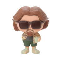 The Big Lebowski Pop! Movies The Dude Vinyl Figure