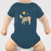 Magic code Baby Clothes by Andy Westface