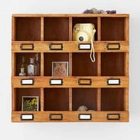 Milo Curio Storage Shelf
