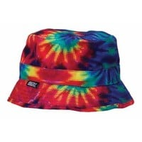 Grizzly Digi Tiedye Bucket Hat - Men's at CCS