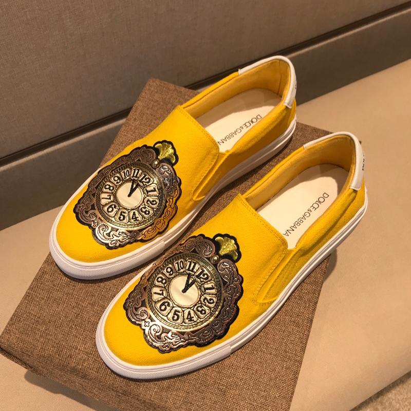 Image of Boys & Men Dolce&Gabbana Fashion Casual Sneakers Sport Shoes