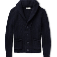 Simon Miller Shawl-Collar Knitted-Cashmere Cardigan | MR PORTER
