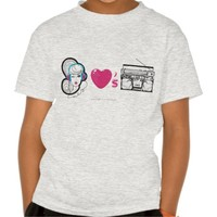 Barbie Loves Music T-shirts