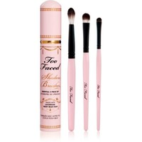 Shadow Brushes Essential 3 Piece Set