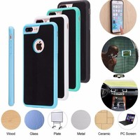 New Anti gravity magical Cover Case For Apple iPhone 7 7 Plus, 8, 8 Plus, X(Ten)