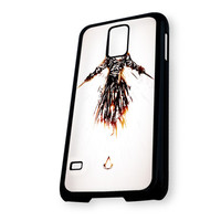 Assassin's Creed Flying Logo Samsung Galaxy S5 Case