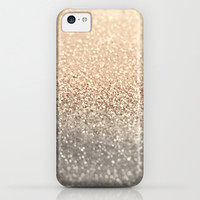 GATSBY GOLD iPhone & iPod Case by Monika Strigel