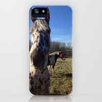 Wild Horses iPhone & iPod Case by agroeneveld33 | Society6