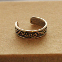 Retro Adjustable Toe Ring Gifts