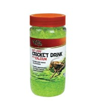 Zilla Gut Load Feeder Crickets Calcium Drink 16 oz