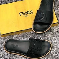 FENDI Men slide sandal