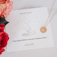 Self Love Heart Necklace