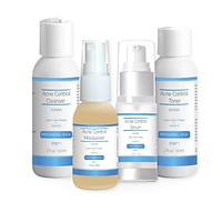 Natural & Organic Proactive Acne Treatment System