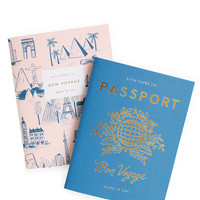 Passport Pocket Notebook Set