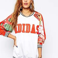 Adidas Originals X Rita Ora Dragon Sweatshirt