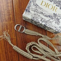 DIORNATURAL BELT