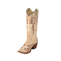 Circle G Boots L5071 Cross and Wings Boot