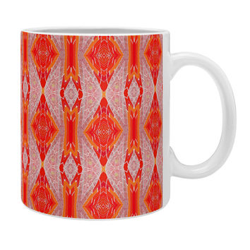 Lisa Argyropoulos Bella Diamond Cascade Coffee Mug