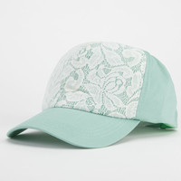 Lace Overlay Womens Hat 228672523   Hats