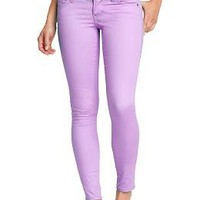 Women's The Rockstar Micro-Dot Skinny Jeans | Old Navy