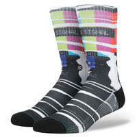 Stance No Signal Socks In Multicolor