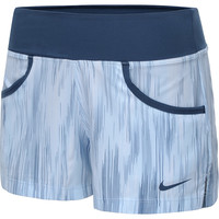 NIKE Women's Victory Printed Tennis Shorts