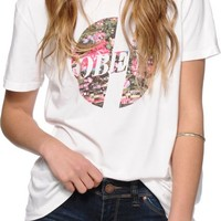 Obey Glitch Gardens T-Shirt