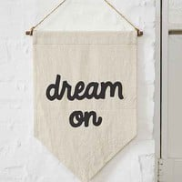 Secret Holiday & Co. X UO Dream On Banner