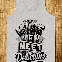 Of Mice and Men for Tank Top Mens and Tank Top Girls