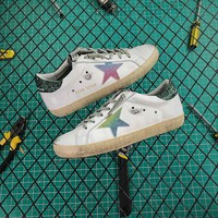 Golden Goose Uomo Donna GGDB  SSTAR Low Top Sneakers - Best Online Sale