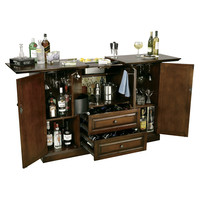 Howard Miller 695080 Bar Devino Wine and Bar Console | ATG Stores