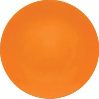 Sabre Numero 1 Porcelain Dinnerware | Orange