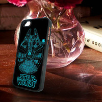 star war milenium falcon for iPhone and Samsung Galaxy