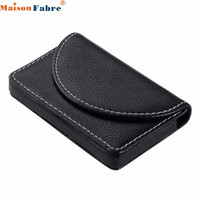 Credit Card Package Card Holder Double Open Business Card Case