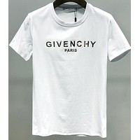 Givenchy mens T Shirts For Men Tops s Letter PA T Shirt Mens Clothing Brand Short Sleeve chy Tshirt