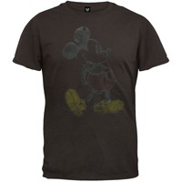 Mickey Mouse - Vintage Mouse Soft T-Shirt