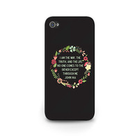 Bible Verse Phone Case - John 14:6