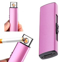Windproof Flameless USB Rechargeable Lighter
