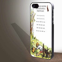 """winnie the pooh song for iphone 4/4s/5/5s/5c/6/6+, Samsung S3/S4/S5/S6, iPad 2/3/4/Air/Mini, iPod 4/5, Samsung Note 3/4 Case """"005"""""""