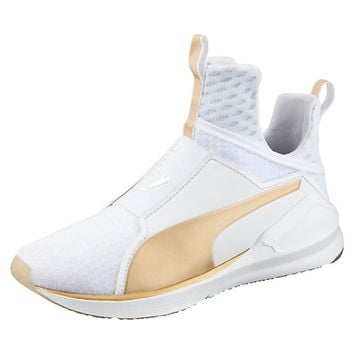 Fierce Gold Women's Training Shoes, buy it @ www.puma.com