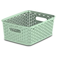 Y Weave Small Storage Bin - Mint - Room Essentials™