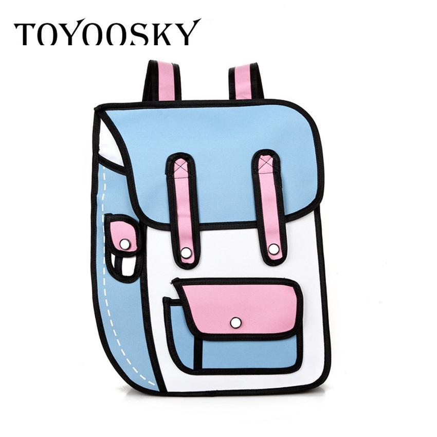 Image of Toon Backpack