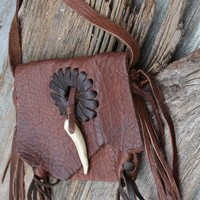 Bangles Boutique — JIMMI WZ BUFFALO FRINGE BAG