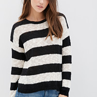 Rugby Striped Sweater