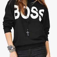 "Do it like a ""Boss"" Sweatshirt 