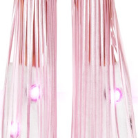 Metallic Fringe Leggings