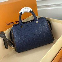 DCCK LV Louis Vuitton MONOGRAM LEATHER HANDBAG SHOULDER BAG