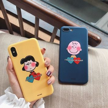 Charlie Brown Phone Case